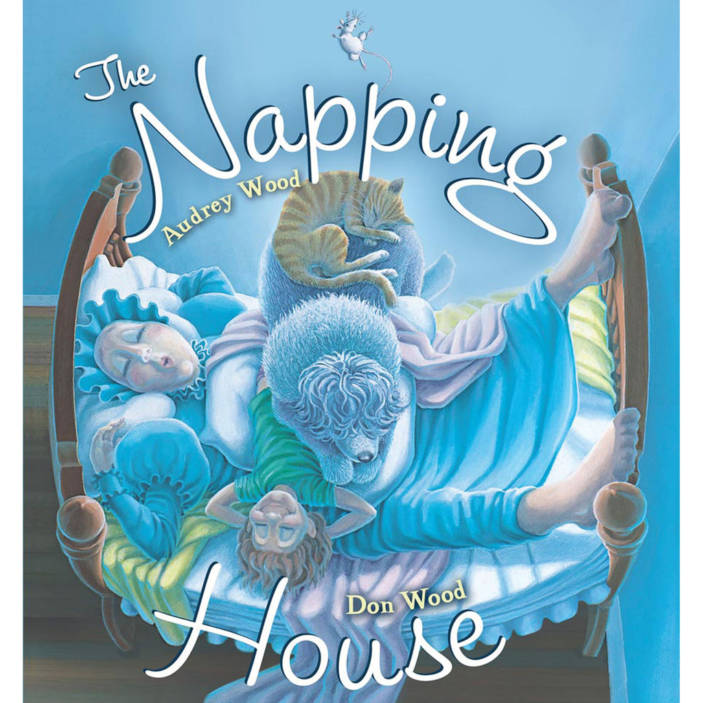 Houghton Mifflin Harcourt The Napping House Hardcover