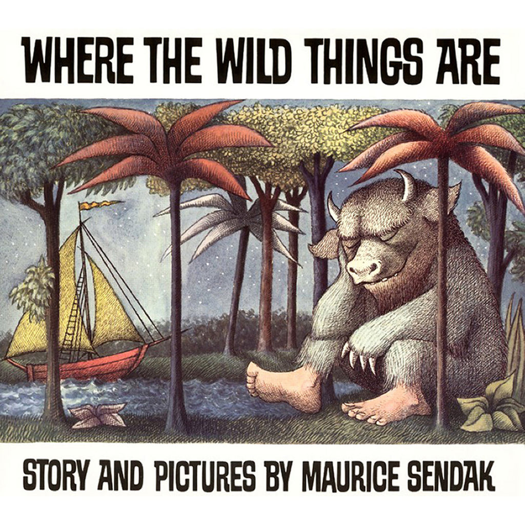 Harper Collins Publishers Where The Wild Things Are