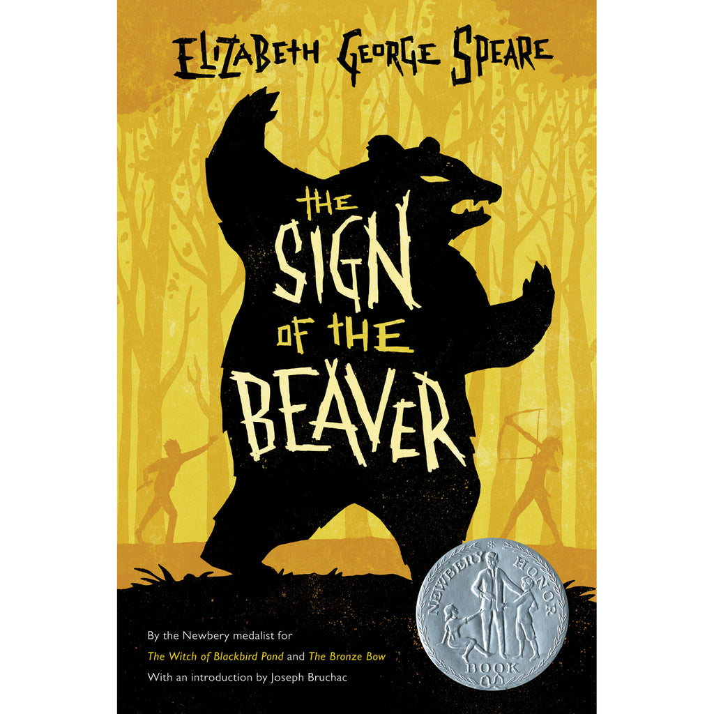 Houghton Mifflin Harcourt The Sign Of The Beaver