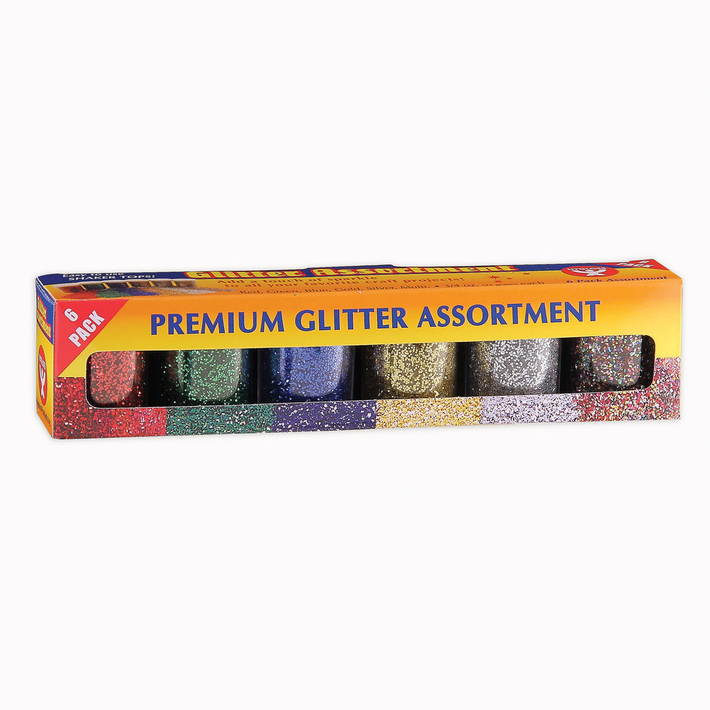 Hygloss Products Glitter Assortment