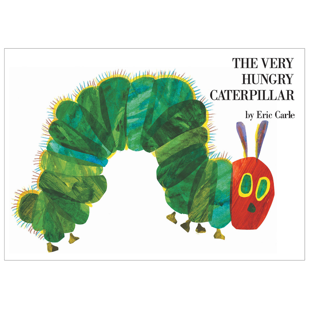 Ingram Book Company Very Hungry Caterpillar, Hard Cover