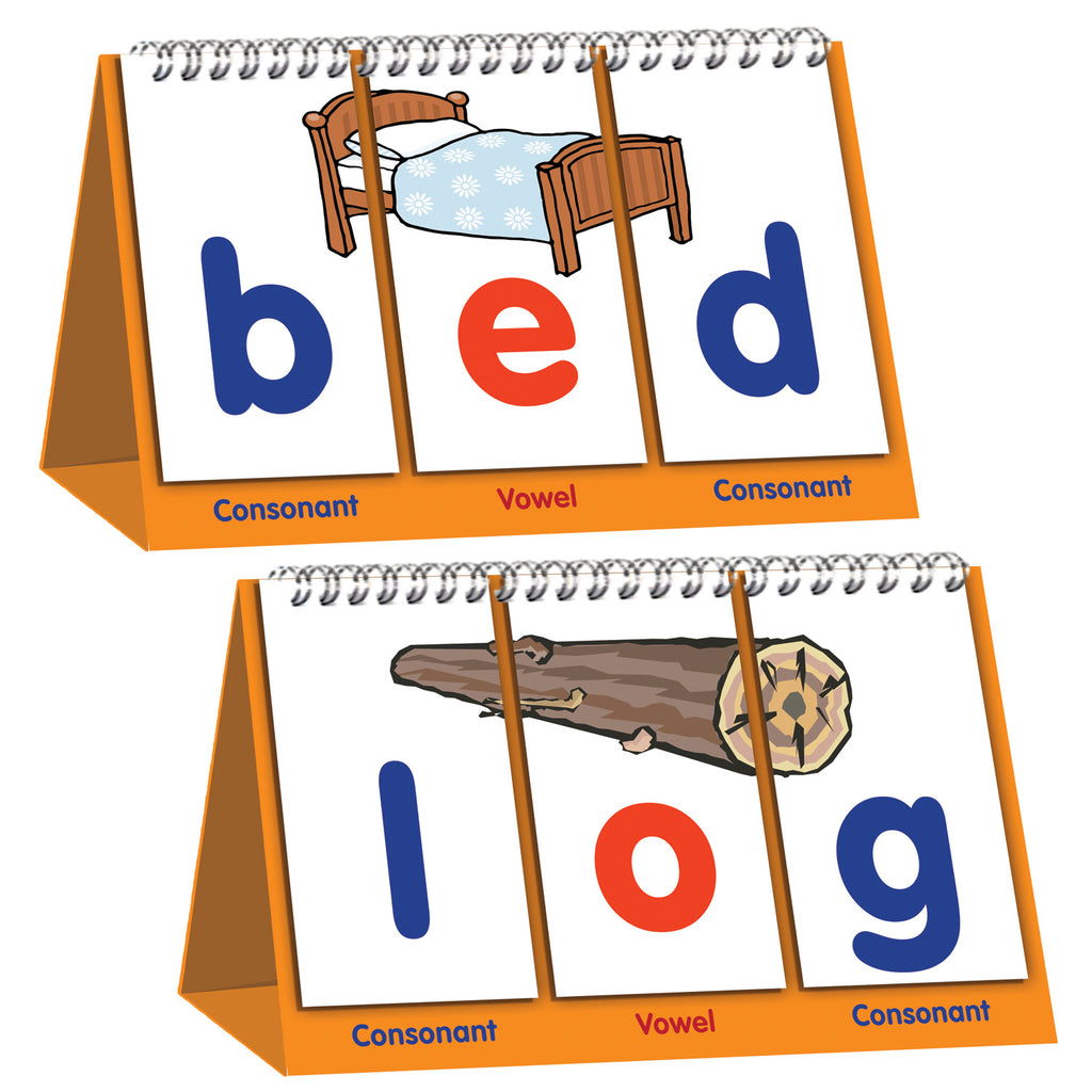 Junior Learning Double-sided Flip Stand: CVC Flip