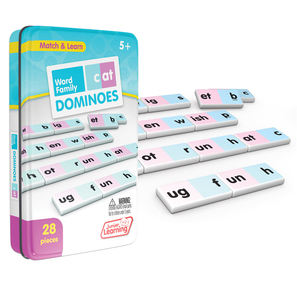 Junior Learning Number Frame Dominoes