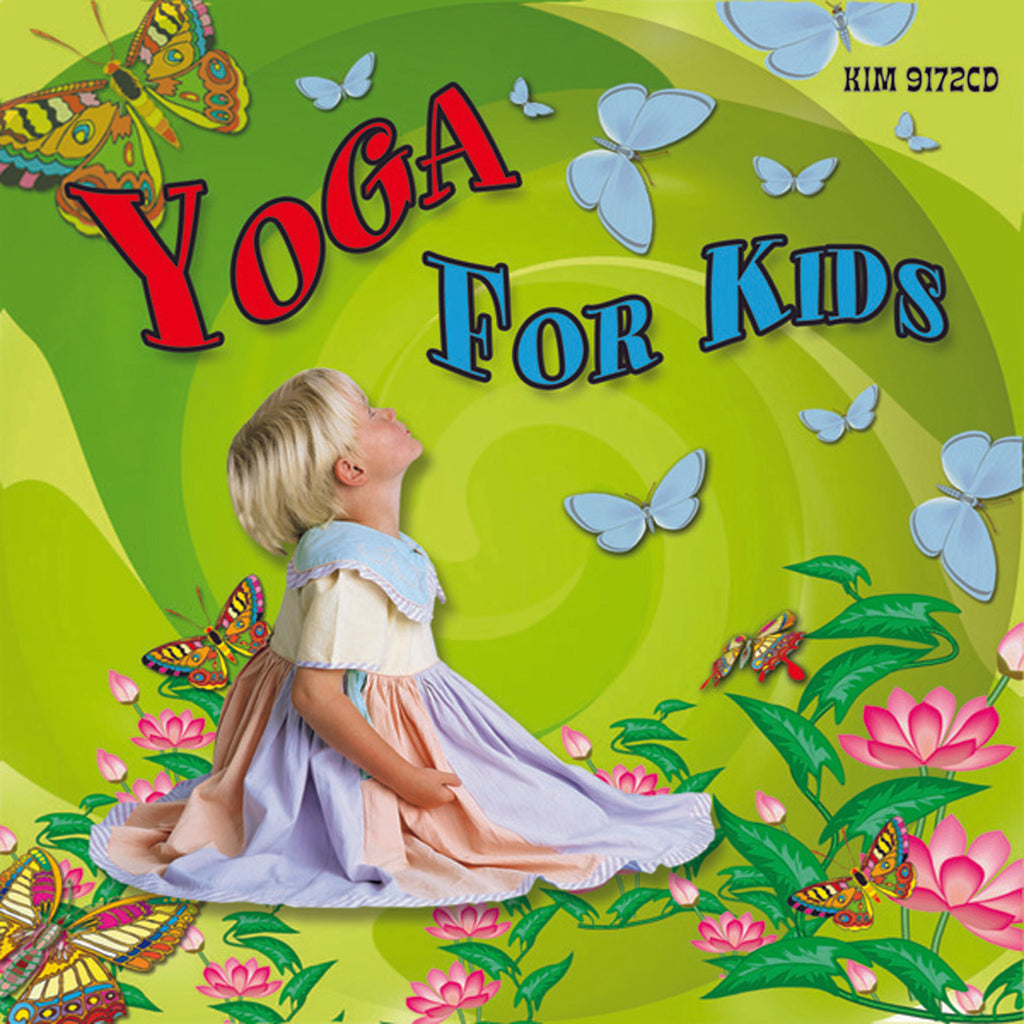 Kimbo Educational Yoga For Kids CD