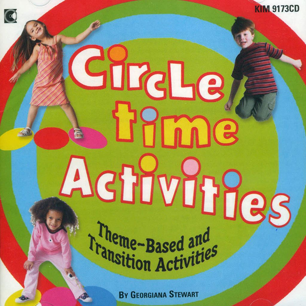Kimbo Educational Circle Time Activities CD