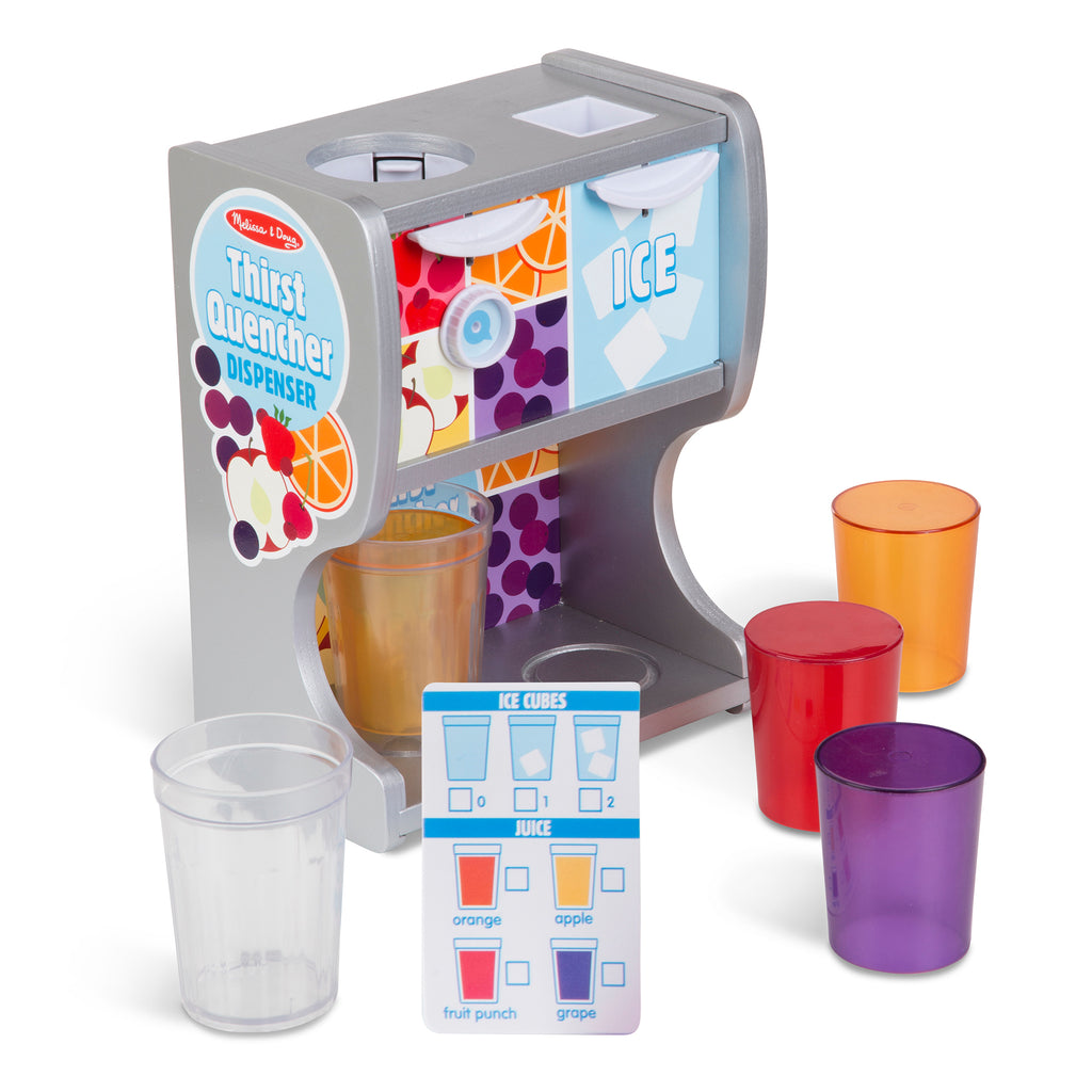 Melissa & Doug Thirst Quencher Dispenser