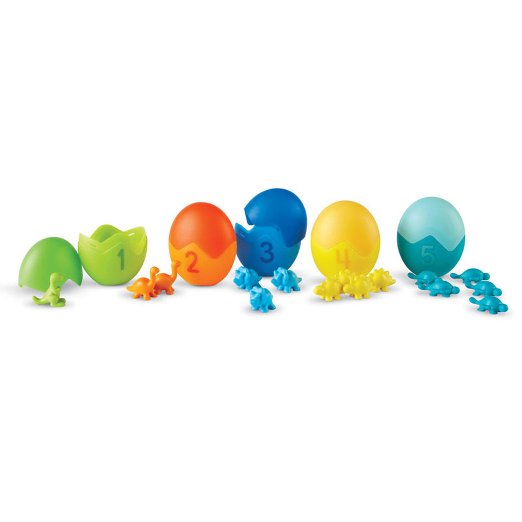 Learning Resources Counting Dino-Sorters Math Activity Set