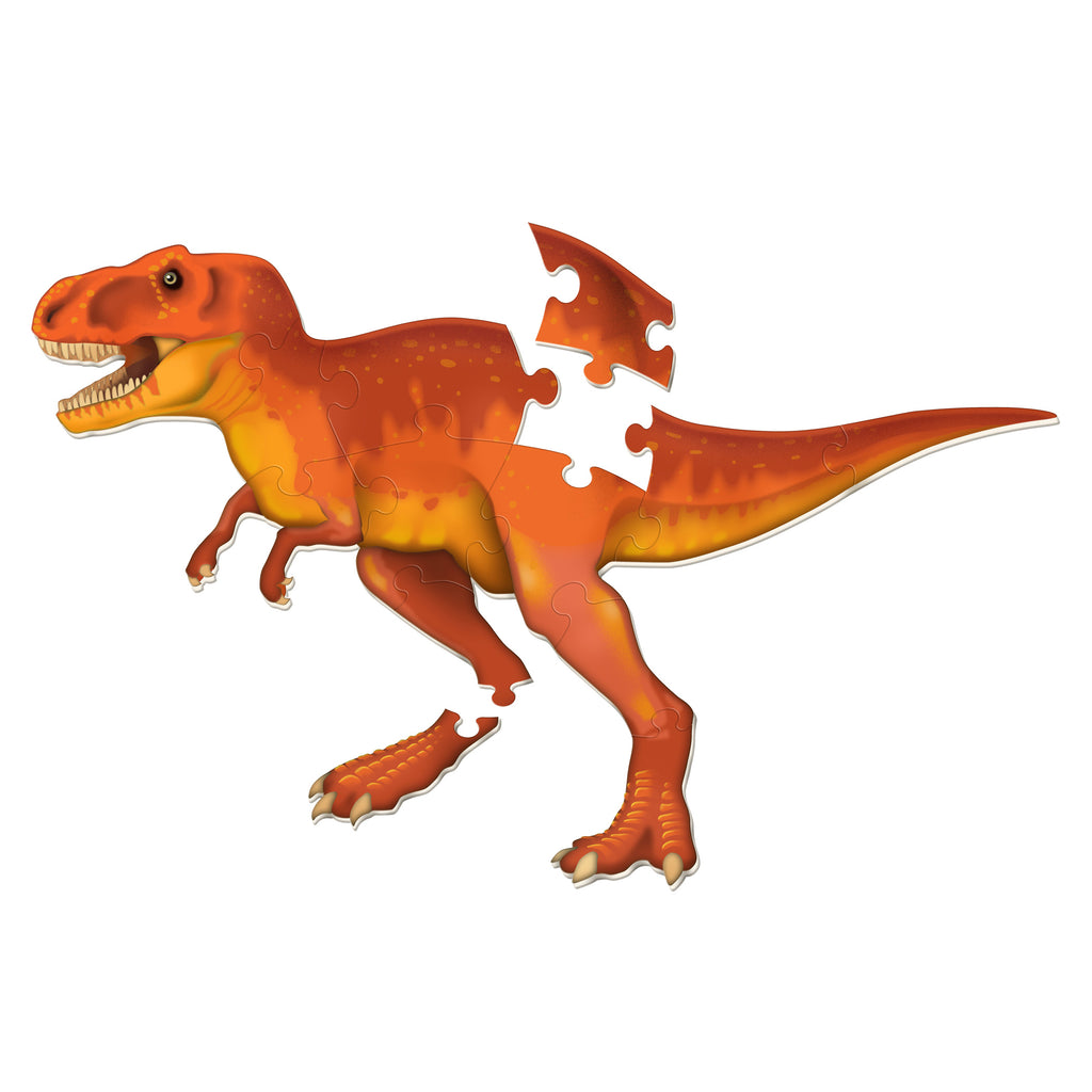 Learning Resources Jumbo Dinosaur Floor Puzzle: T-Rex