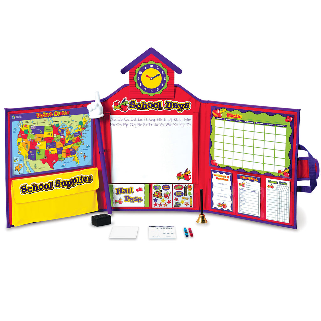 Learning Resources Pretend & Play® School Set