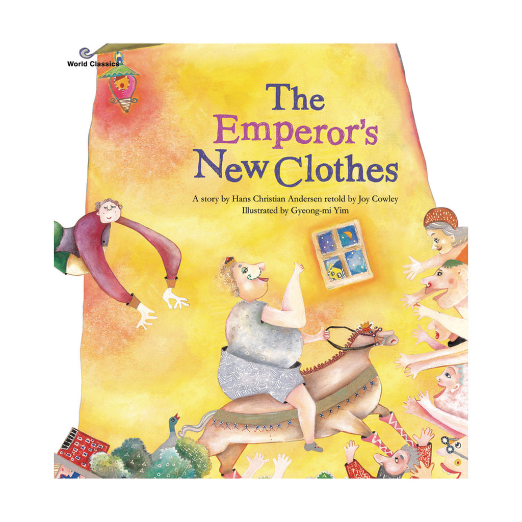Lerner Publications The Emperor's New Clothes, Paperback