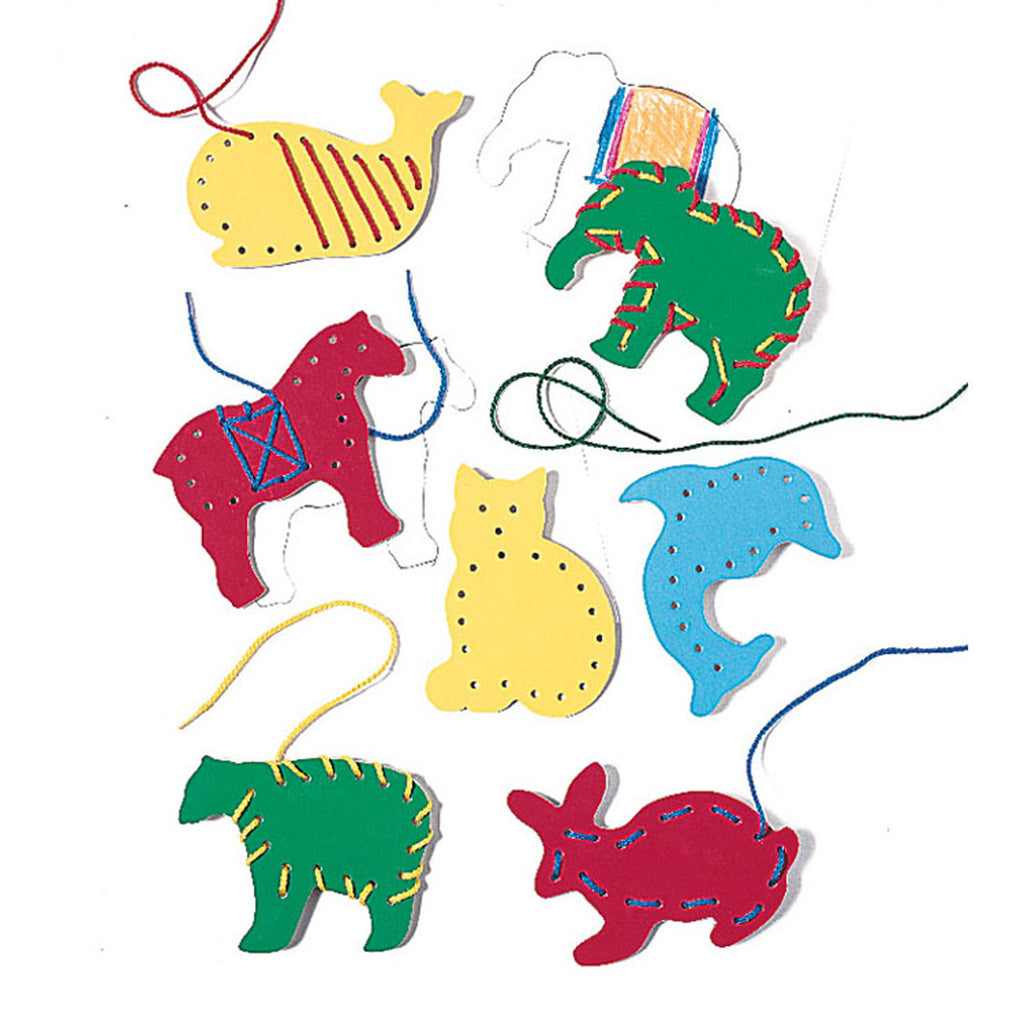 PlayMonster Lacing & Tracing™ Animals