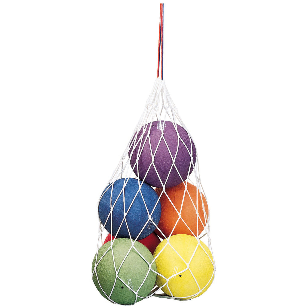 Dick Martin Sports Ball Carry Net Bag 4 Mesh With Drawstring 24 x 36