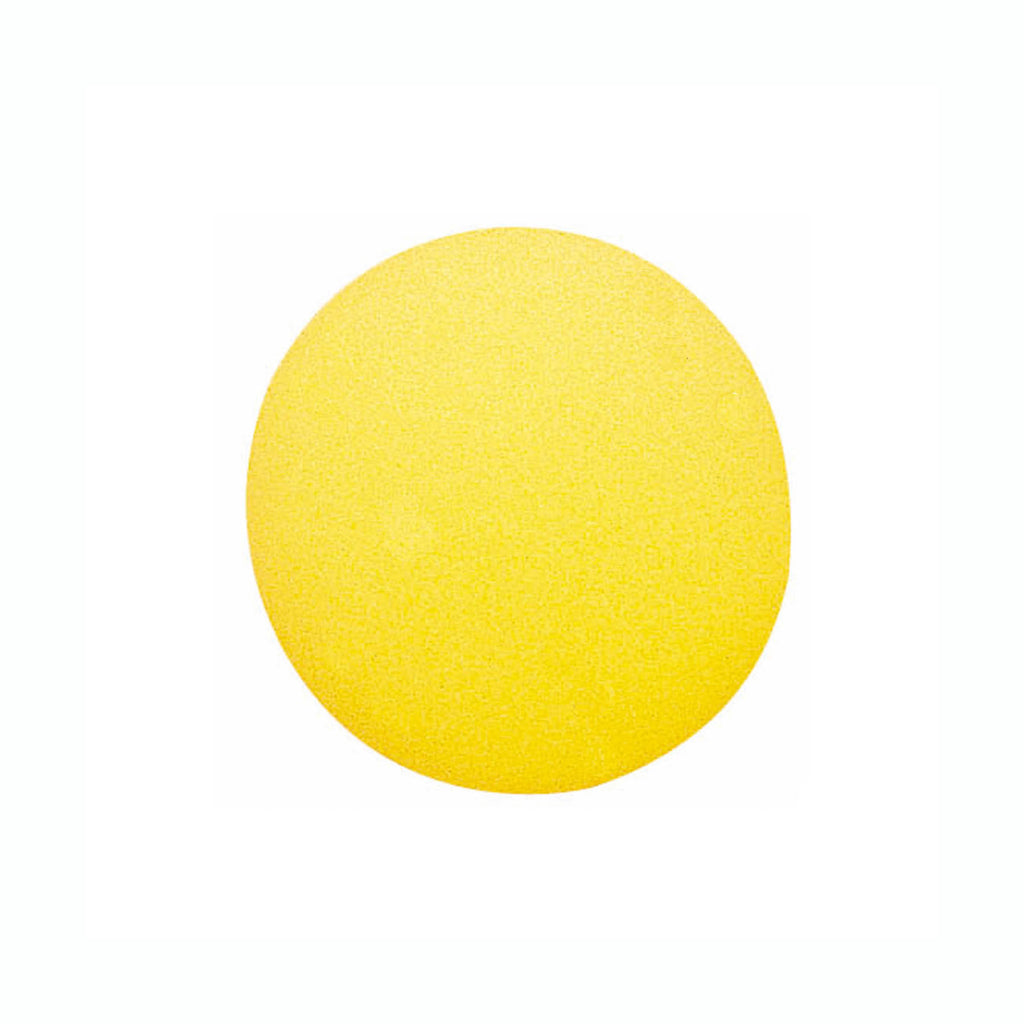 "Dick Martin Sports Foam Ball, 4"" Uncoated Yellow"