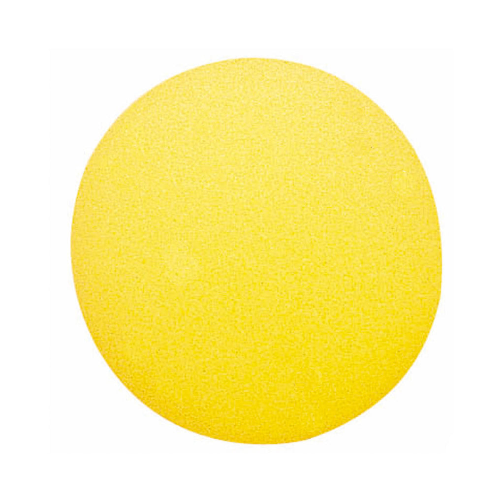 "Dick Martin Sports Foam Ball, 8 1/2"" Uncoated Yellow"