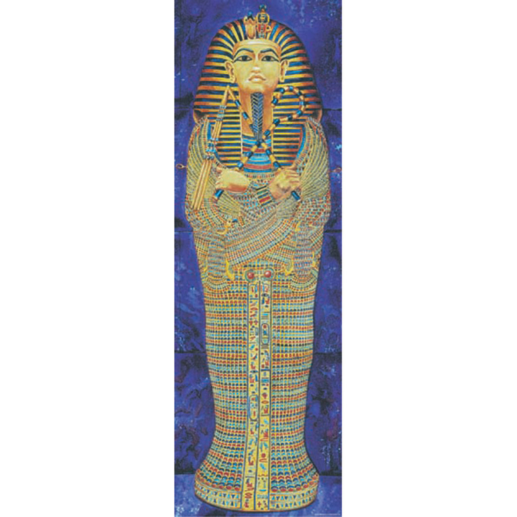 McDonald Publishing Egyptian Mummy Case Colossal Poster