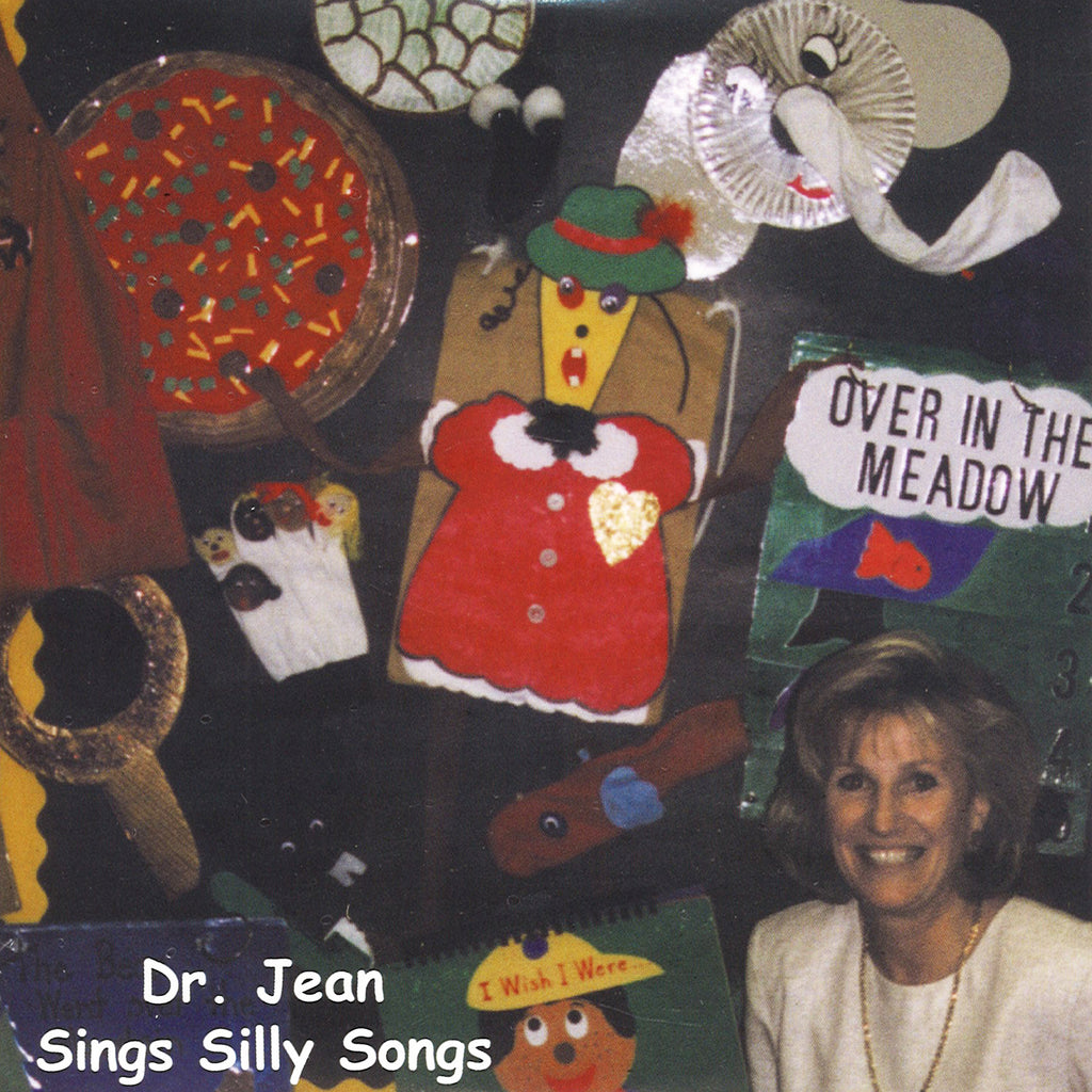 Melody House Dr. Jean Sings Silly Songs CD