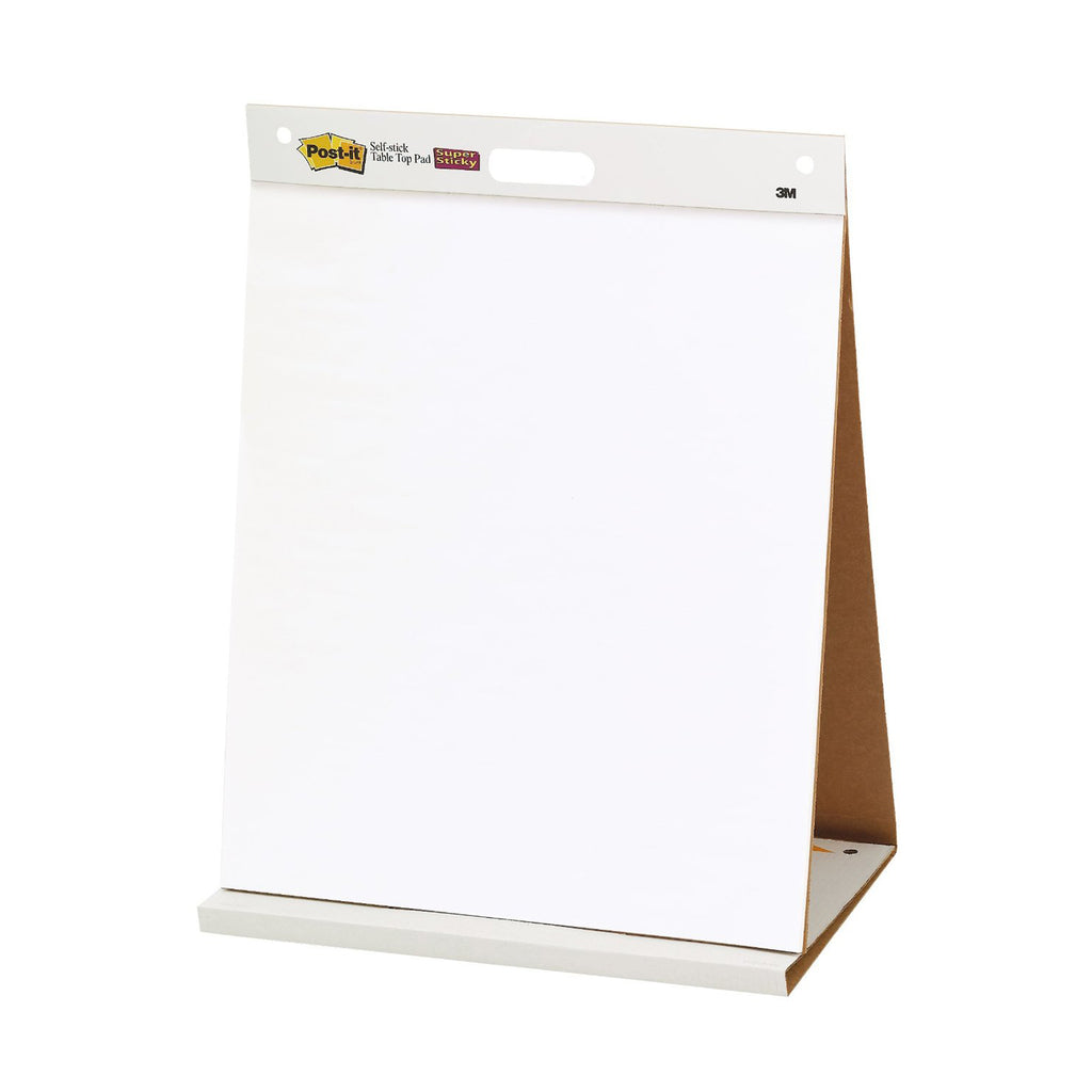 3M Post-It Self-Stick Tabletop Easel Pad