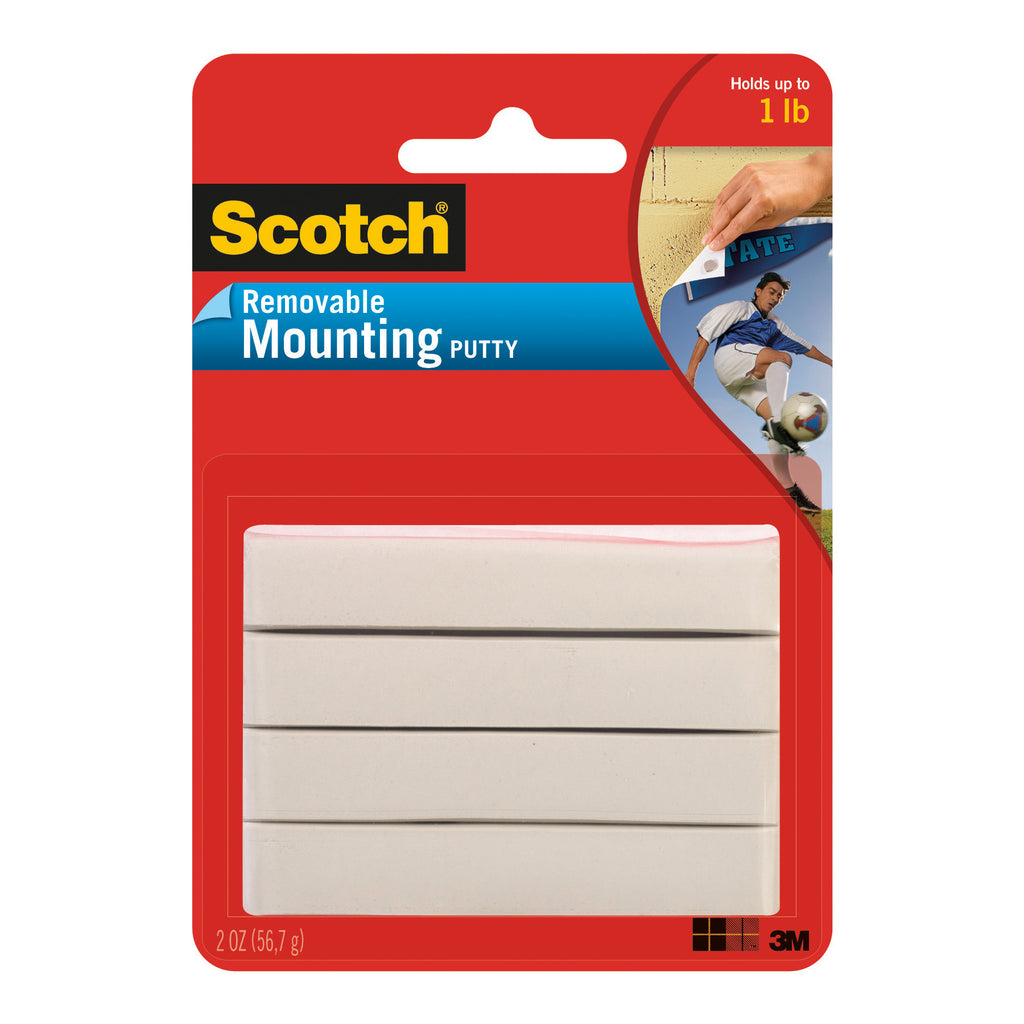 3M Scotch Removable Adhesive Putty