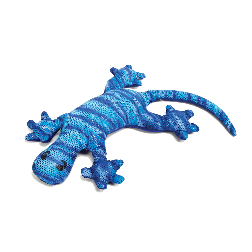 manimo® Weighted Lizard, Blue - 2 kg