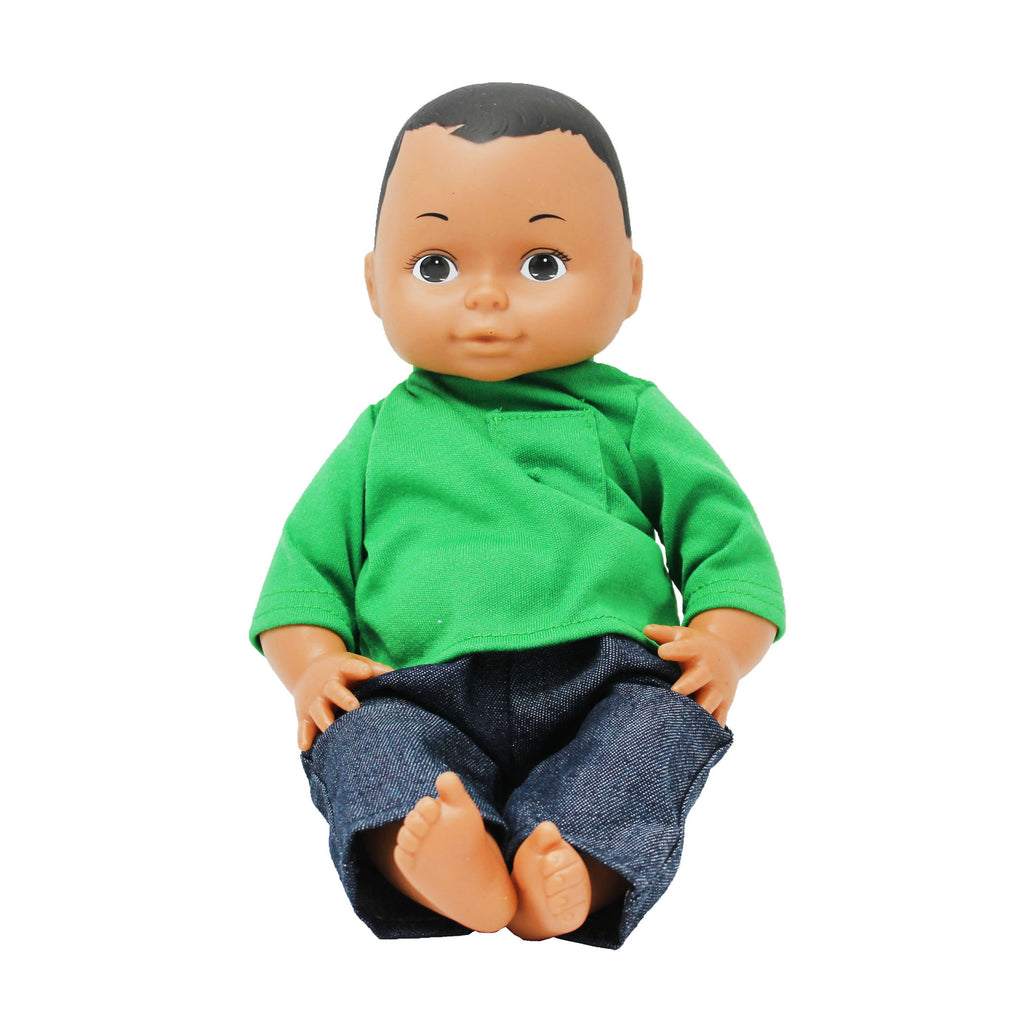 Marvel Education Company Dolls Multi-Ethnic Hispanic Boy