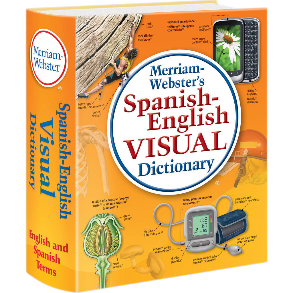 Merriam-Webster's Spanish English Visual Dictionary