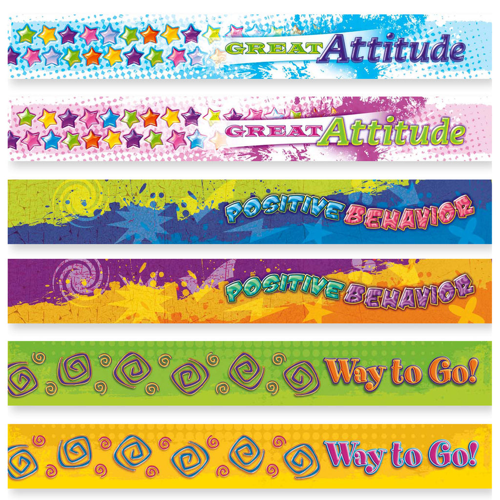 North Star Teacher Resources Positive Behavior Arm Charms