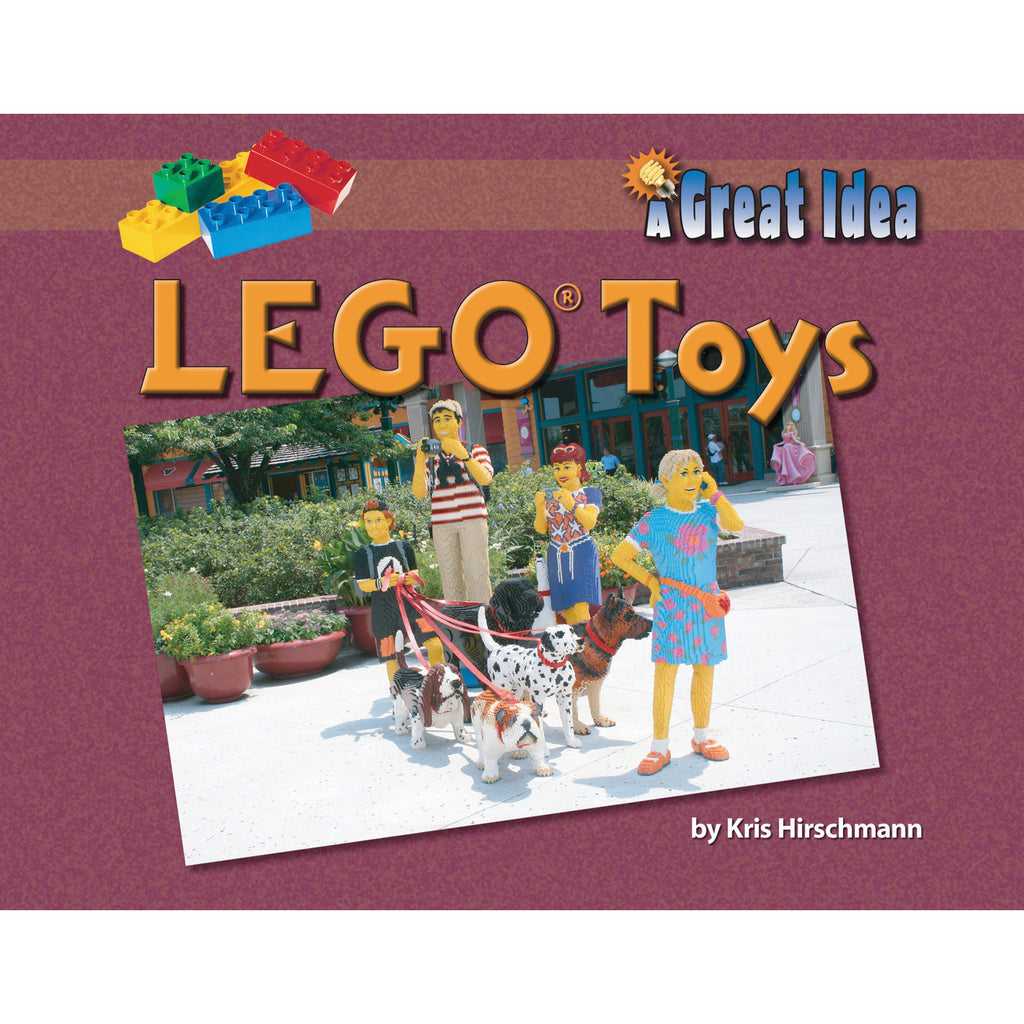 Norwood House Press A Great Idea: Lego Toys