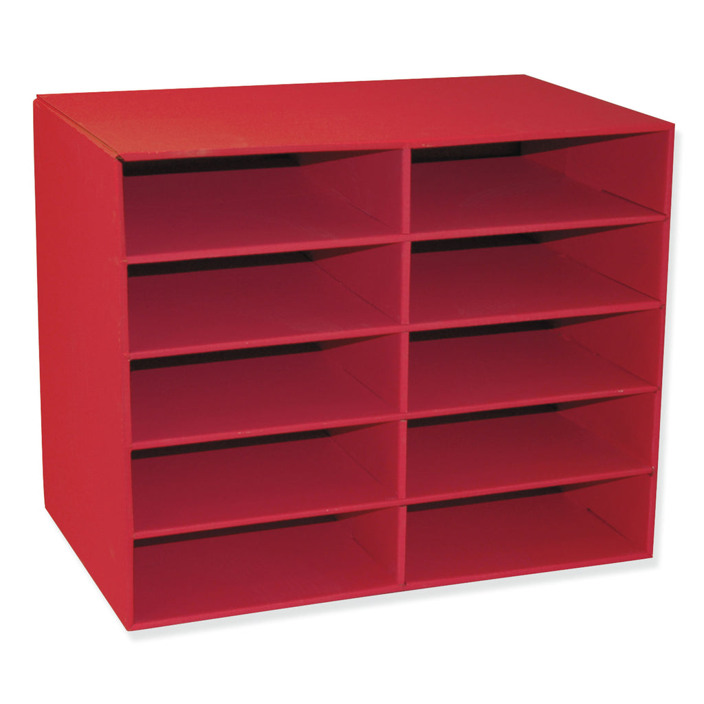 Pacon Classroom Keepers® 10-Shelf Organizer