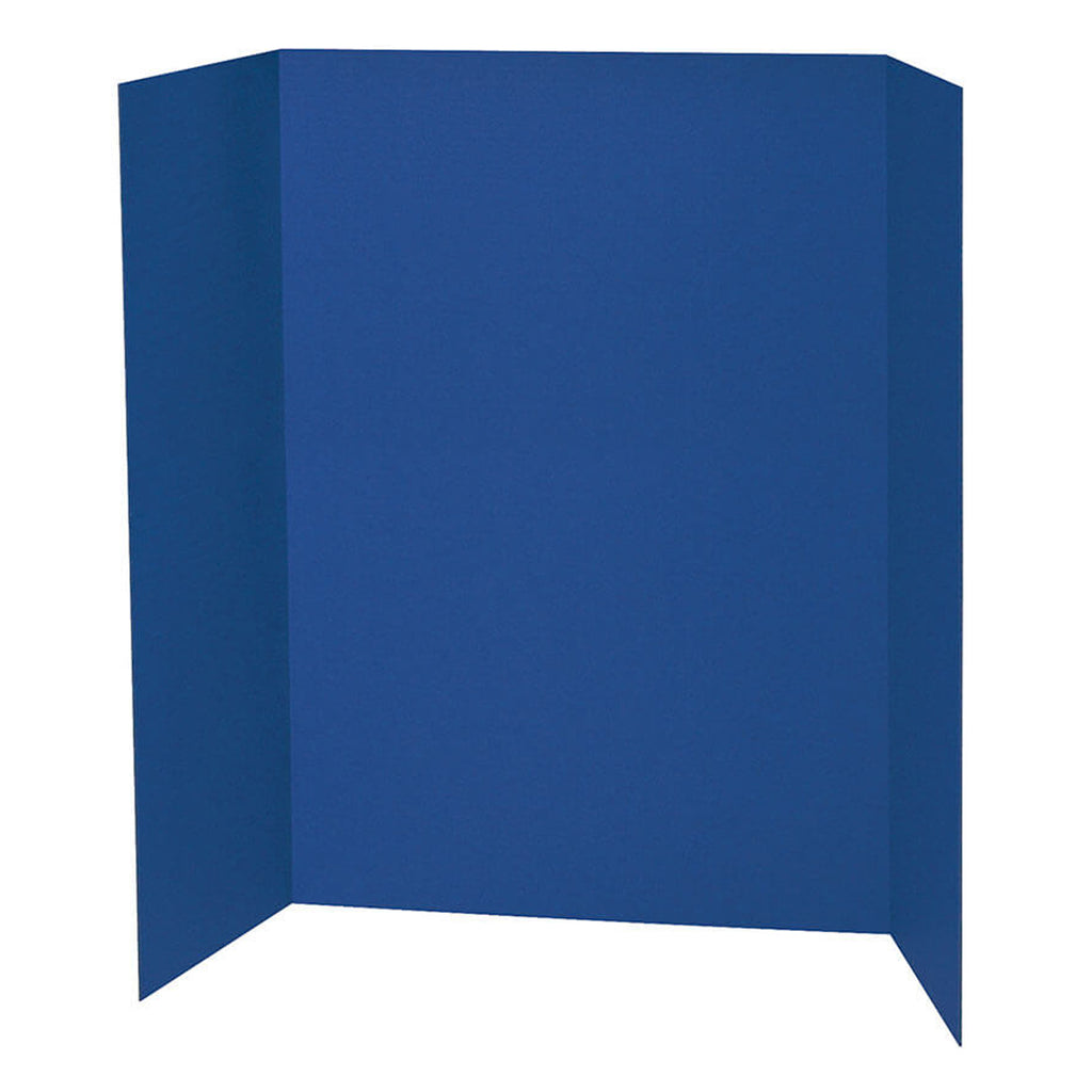 "Pacon® Presentation Boards, 48"" x 36"" Blue"