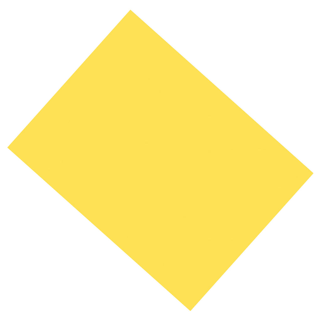 Pacon Poster Board, 6-Ply Coated Yellow