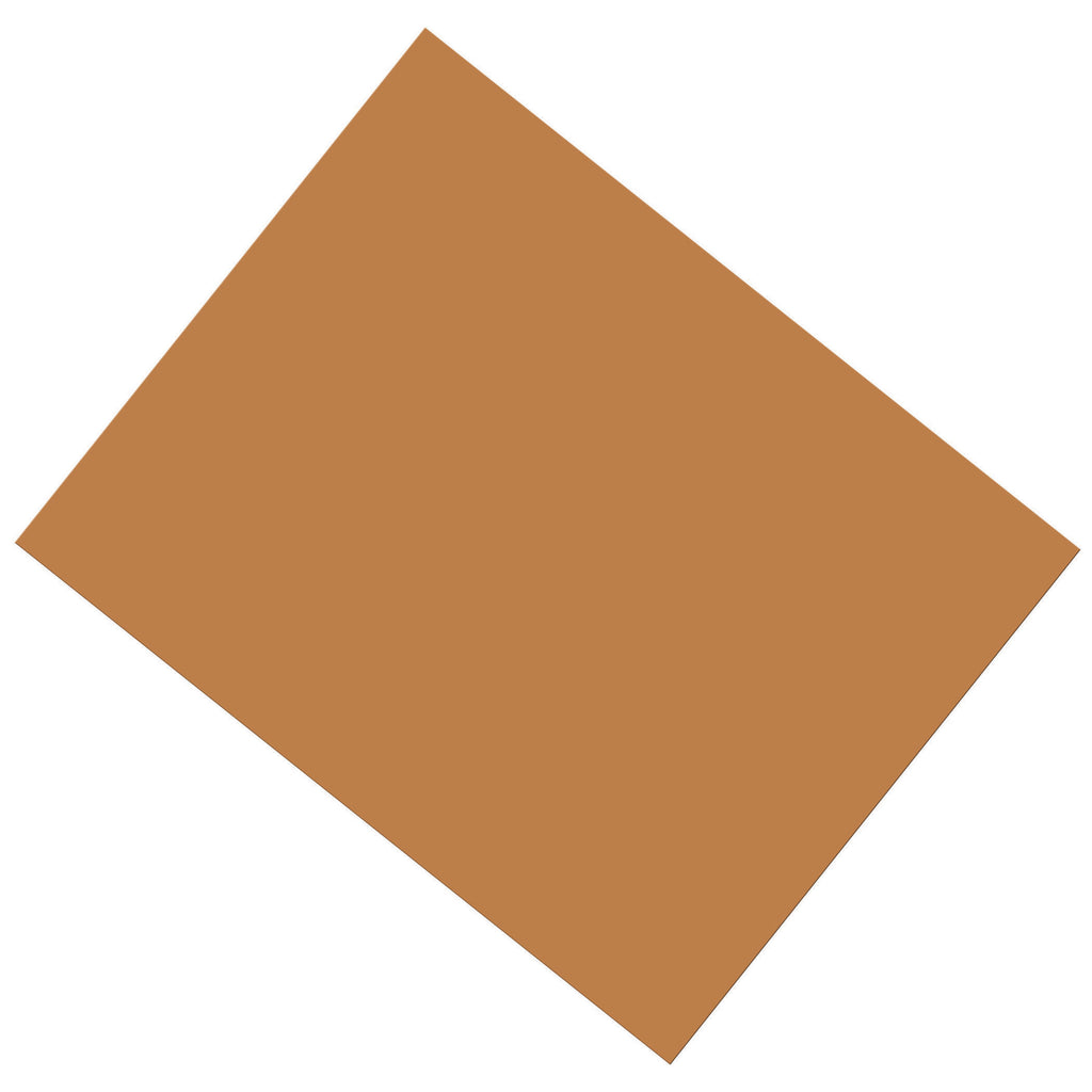 Pacon® Coated Brown Poster Board