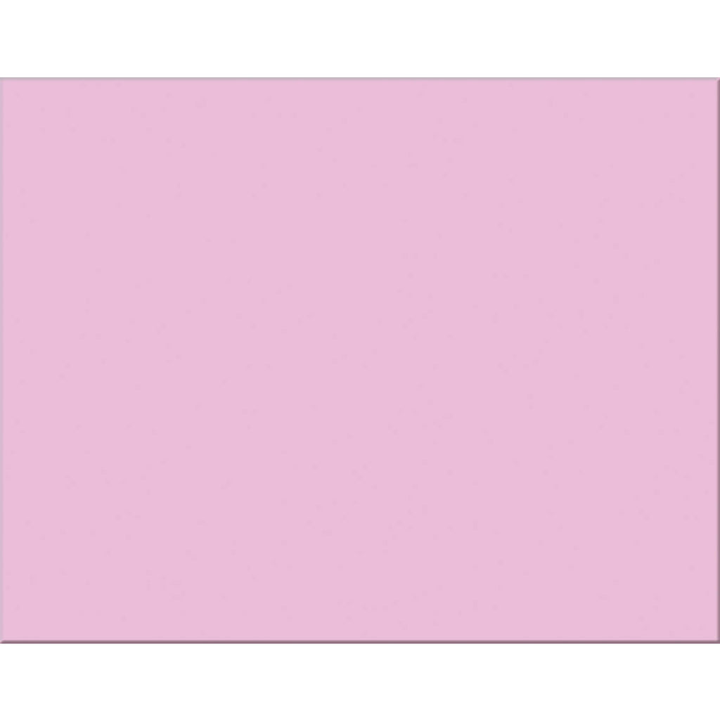 Pacon Peacock® Railroad Board, 4-Ply Pink