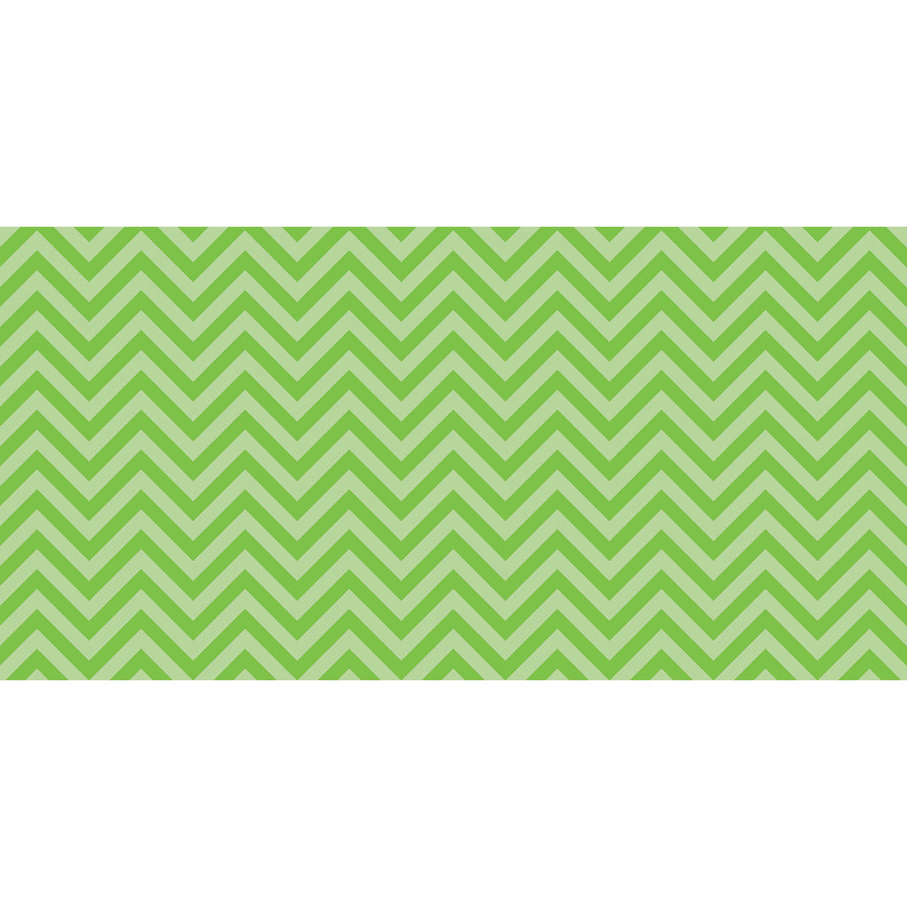 Pacon Fadeless® Chic Chevron Lime Paper Roll, 48″ x 50′