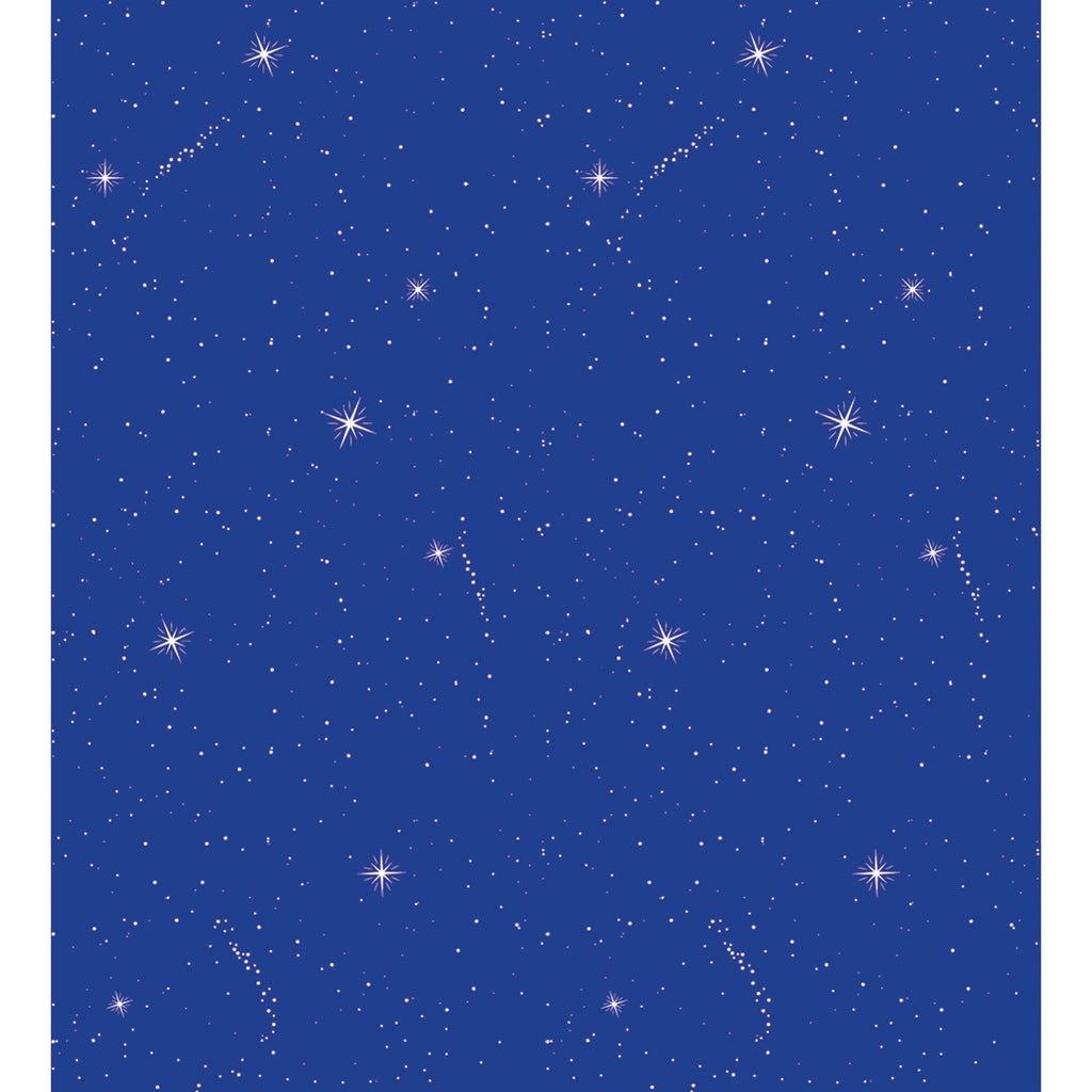 "Pacon Fadeless® Night Sky Paper, Four 48"" x 12' Rolls"