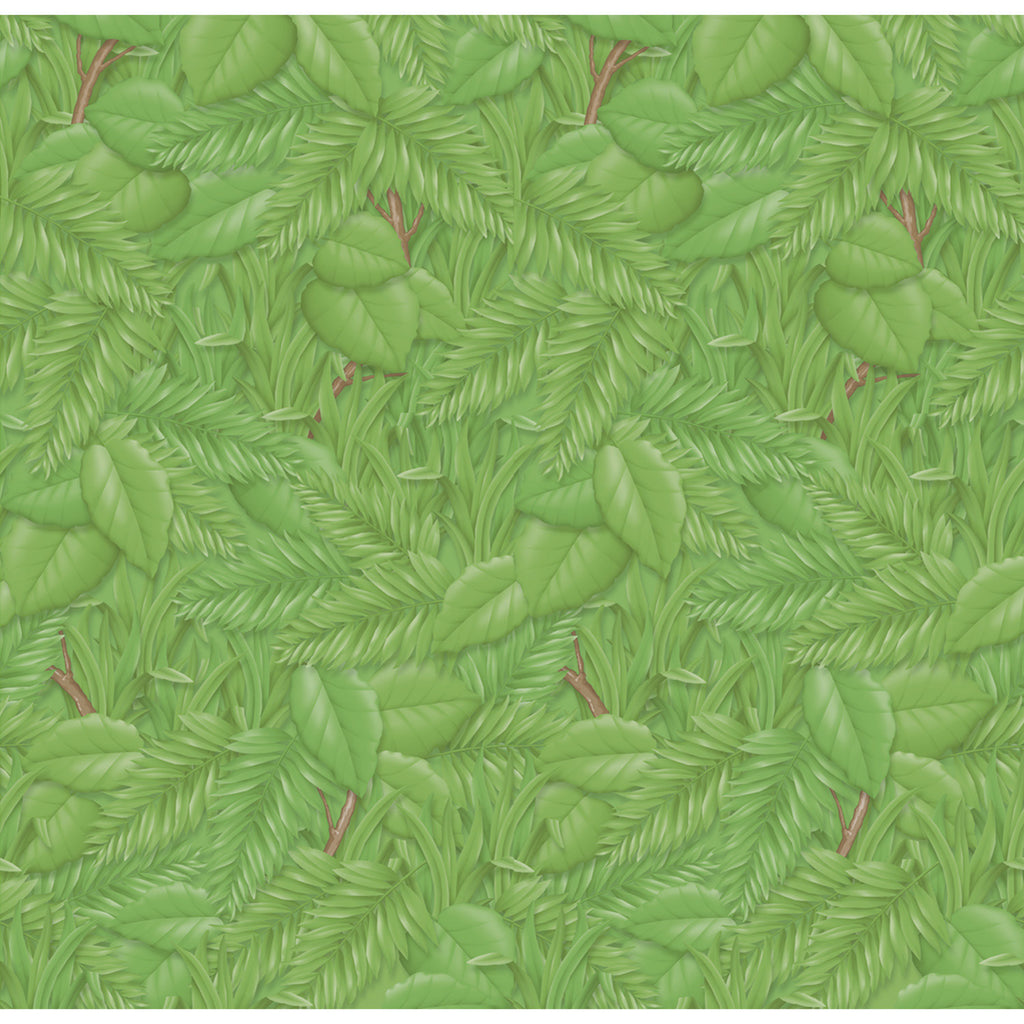 "Pacon Fadeless® Tropical Foliage Paper Roll, 48"" x 50'"
