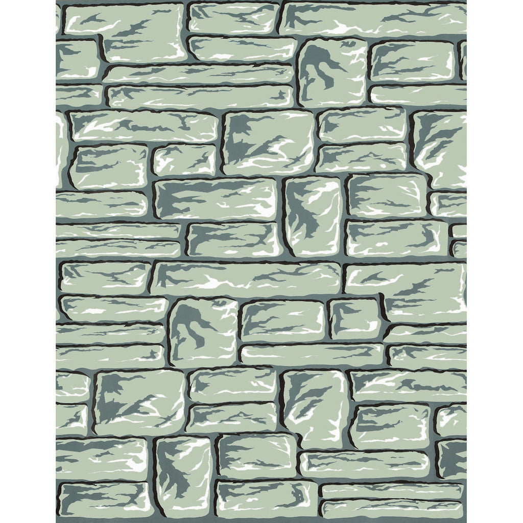 "Pacon Fadeless® Flagstone Paper Roll, 48"" x 50'"