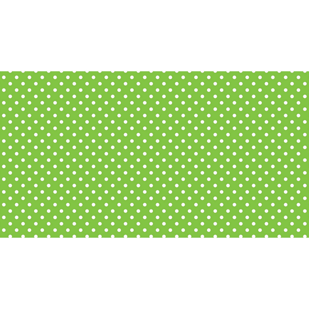 Pacon Fadeless® Classic Dots Lime Green Paper Roll, 48″ x 50′