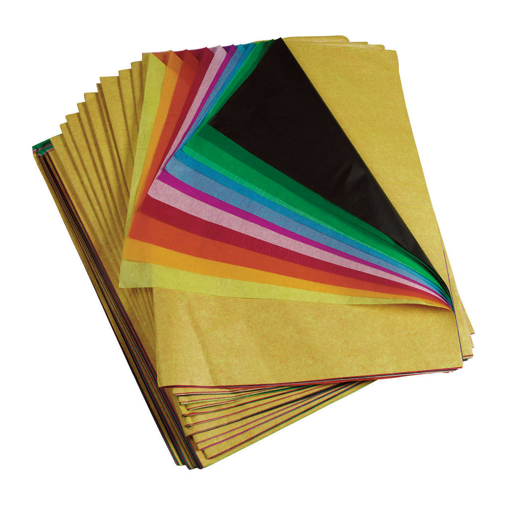 "Pacon Spectra® Tissue Assortment, 20"" x 30"" (480 Sheets)"