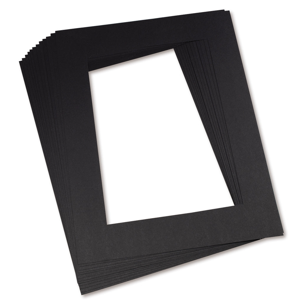 Pacon Black Frames 9 x 12