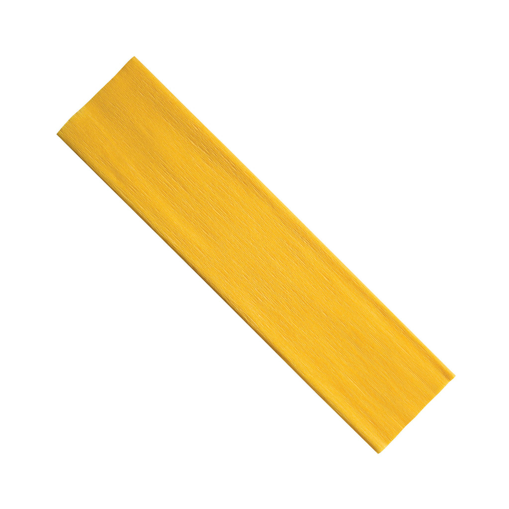 "Pacon Creativity Street® Yellow Crepe Paper, 20"" x 7.5'"