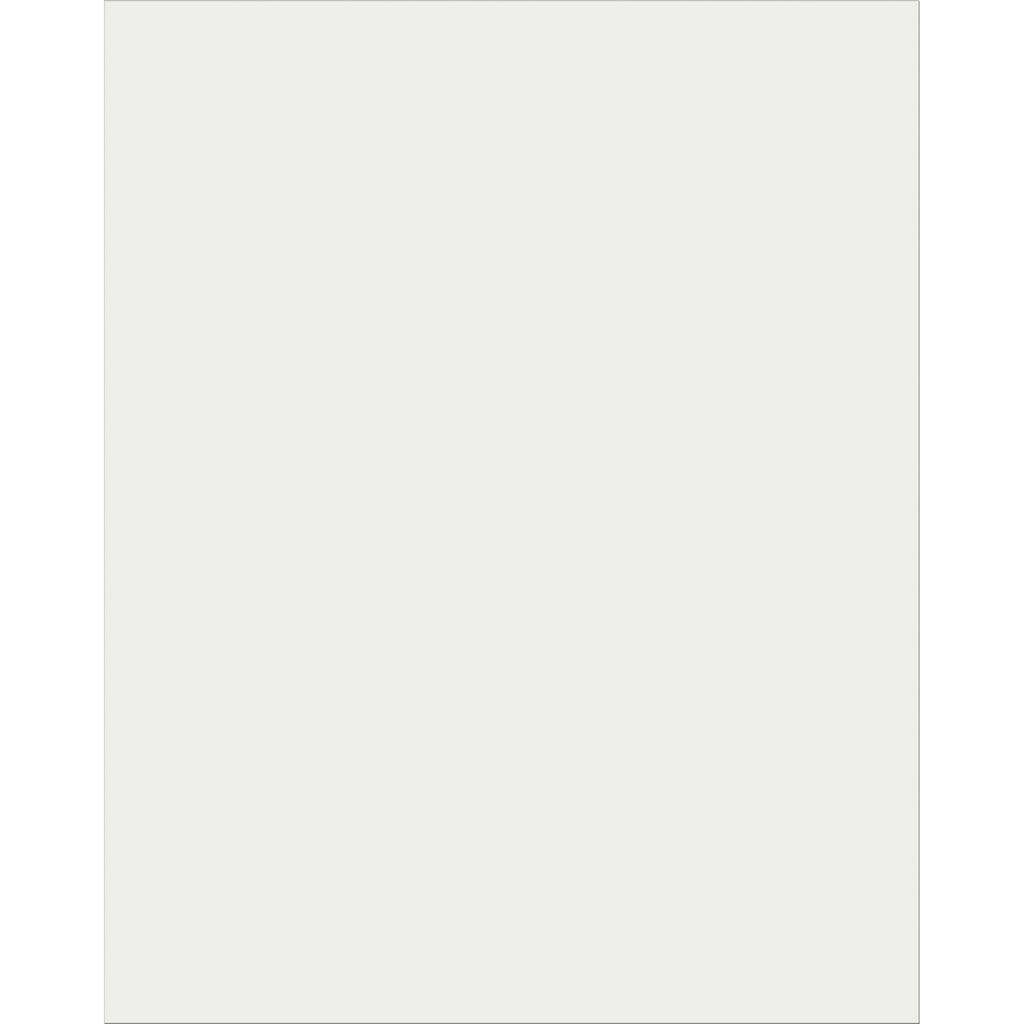 "Pacon® Plastic Poster Board, 22"" x 28"" Clear (25 Sheets)"
