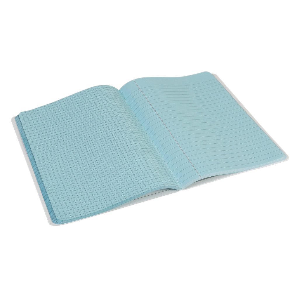"Pacon® Dual Ruled Blue Composition Book, 9.75"" x 7.5"""