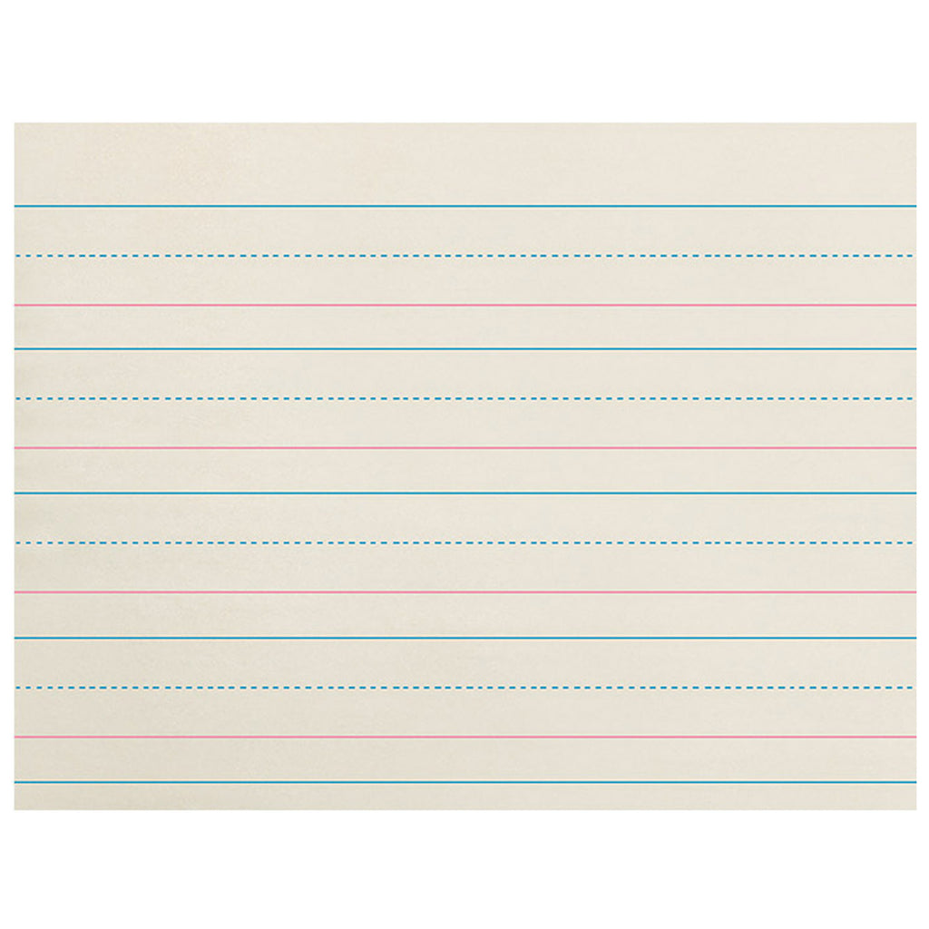 Pacon Zaner-Bloser Paper Tablets & Reams 1 1/8 x 9/16