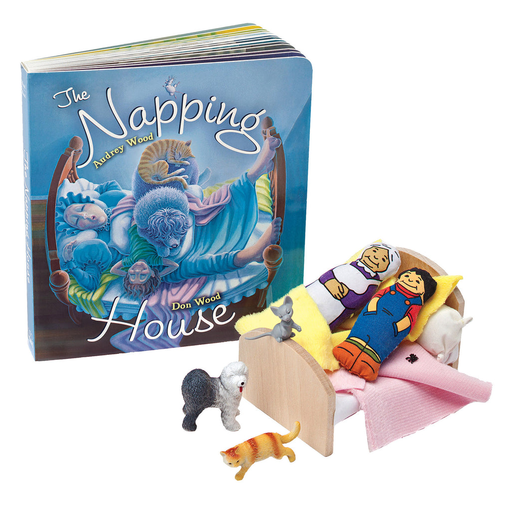 Primary Concepts The Napping House 3-D Storybook