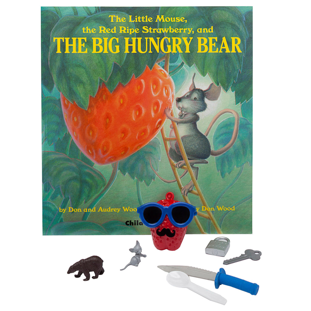 Primary Concepts The Little Mouse, the Red Ripe Strawberry, and the Big Hungry Bear 3-D Storybook