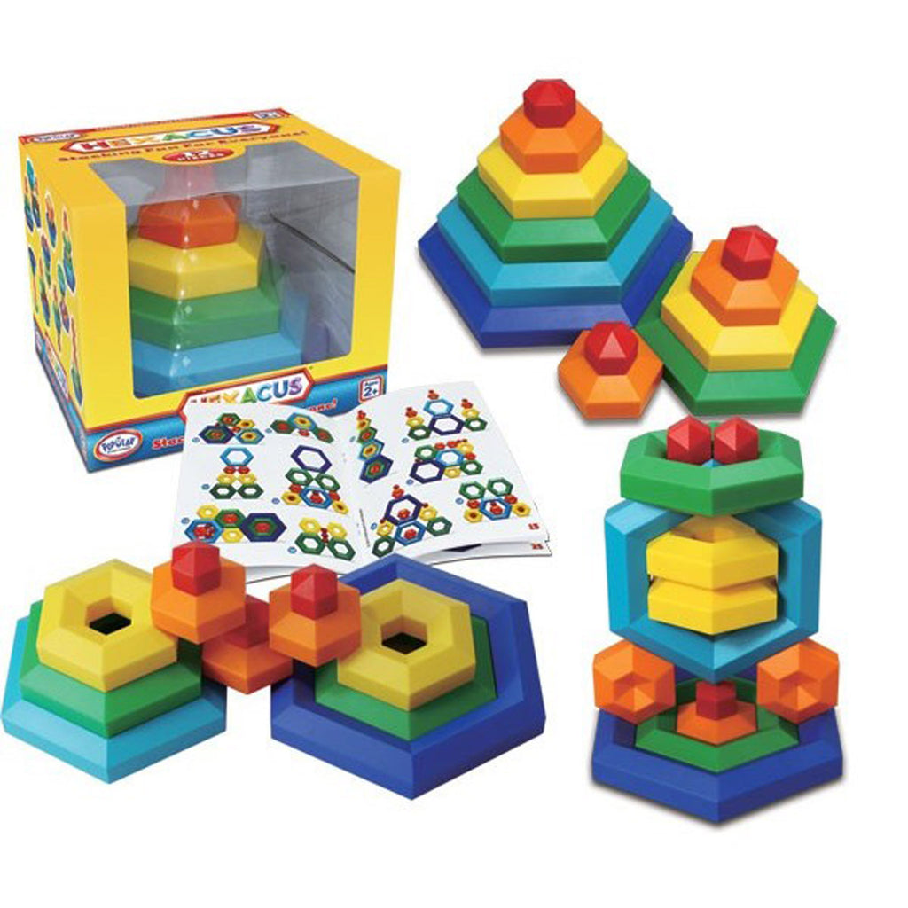 Popular Playthings Hexacus