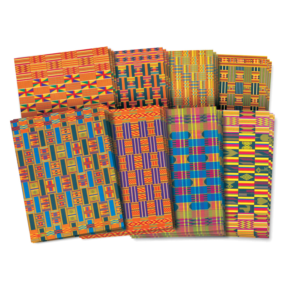 Roylco® African Textile Paper