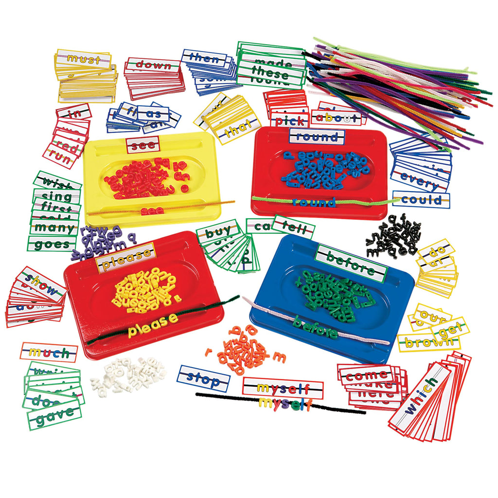 Roylco Sight Word String Ups