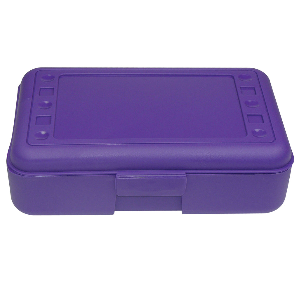 Romanoff Pencil Box Purple