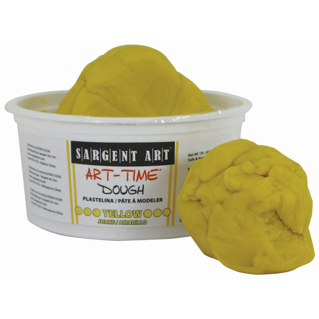 Sargent Art® 1 Lb Art Time Dough - Yellow